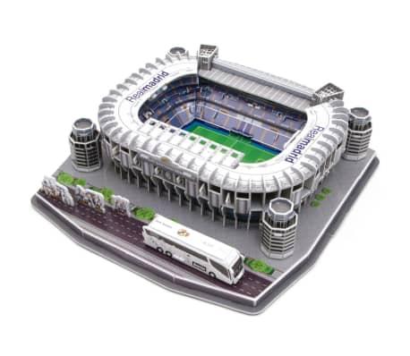 Nanostad Rompecabezas 3D 160 piezas Santiago Bernabéu PUZZ180051[1/6]