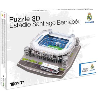 Nanostad Rompecabezas 3D 160 piezas Santiago Bernabéu PUZZ180051[6/6]