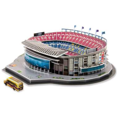 Nanostad Juego puzzle 3D Camp Nou 100 piezas 38x42,8x12,5cm PUZZ180050[1/2]