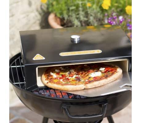 Bakerstone Bbq Pizza Oven Box Basics Black B A O 000
