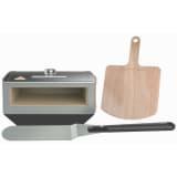 BakerStone Herdplatte-Pizzaofen-Box Edelstahl OS-ABDXX-O-SSS