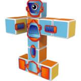 Magicube robots : 11 cubes magnetiques