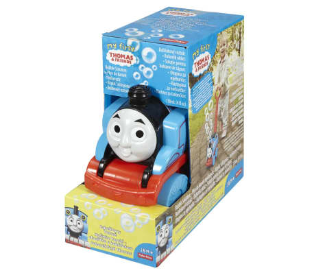 Thomas & Friends Jouet mobile à bulles Thomas Bubble Delivery DGL03[5/6]