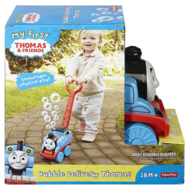 Thomas & Friends Jouet mobile à bulles Thomas Bubble Delivery DGL03[6/6]