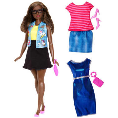Barbie Fashionistas Puppe Emoji Fun DTF02[1/5]