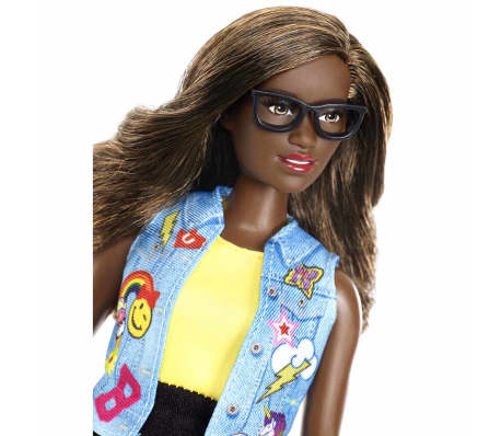 Barbie Fashionistas Puppe Emoji Fun DTF02[3/5]