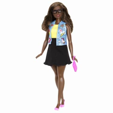 Barbie Fashionistas Puppe Emoji Fun DTF02[2/5]