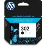 HP 302 (F6U66AE) Inktcartridge Zwart