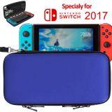 Förvaringsväska, Fodral för Nintendo Switch, Blå