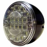 Tralert Backljus LED transparent rund 140WSTIM
