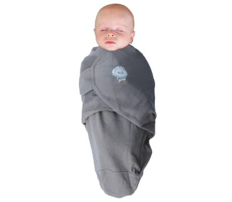 Bo Jungle Couverture pour bébés Jungle 3 pcs Taupe[3/4]