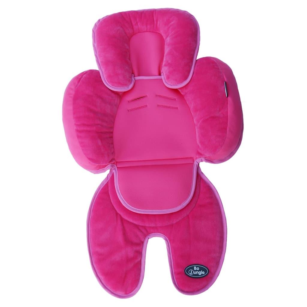 Afbeelding van Bo Jungle B-Snooze 3-in-1 universeel kussen roze B180400