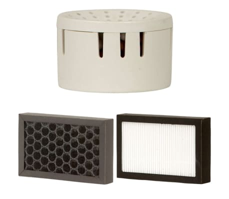 Bo Jungle Filtres à air et à eau pour humidificateur B-Digital