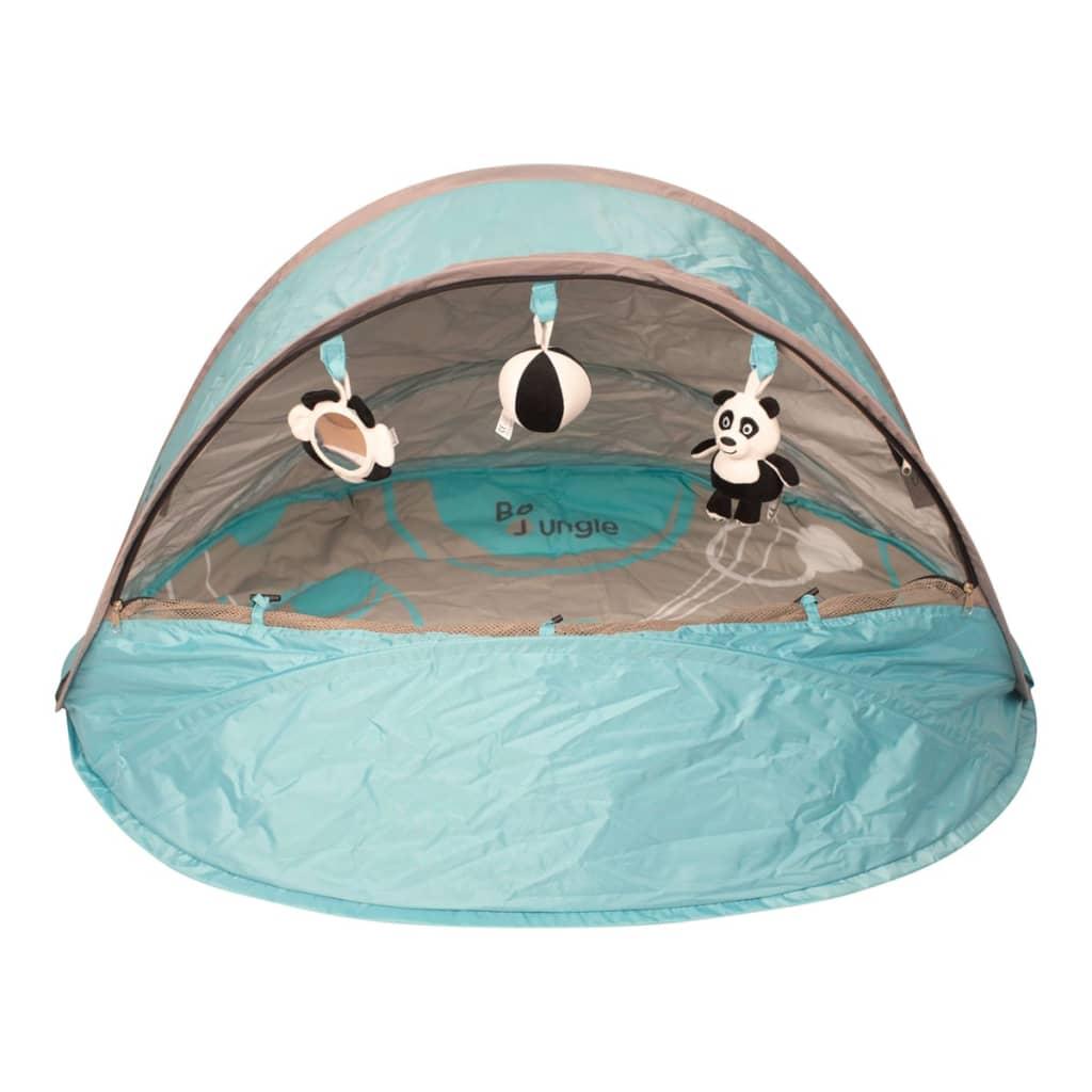 Afbeelding van Bo Jungle B-Play tent/Pop-up bed turquoise B300110