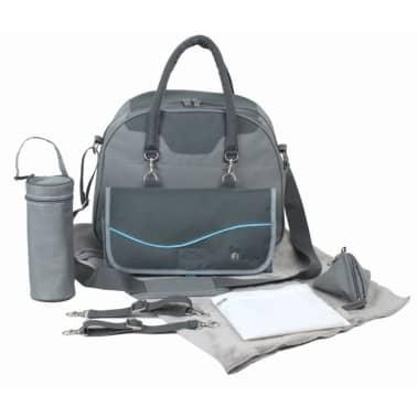 Bo Jungle B City Nursery Bag Grey B300320