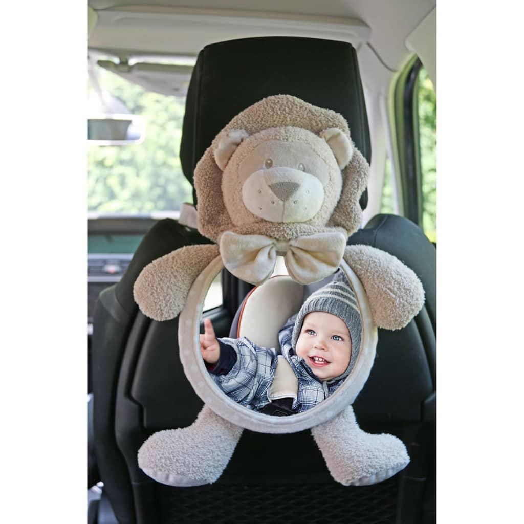 99420046 Bo Jungle B-Car & Home Rücksitz-Baby-Spiegel Kenzi der Löwe B390100