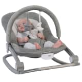 Bo Jungle B-Rocker Baby Bouncer Grey B700100