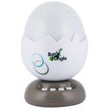 Bo Jungle B-Egg Projecteur musical de nuit Taupe