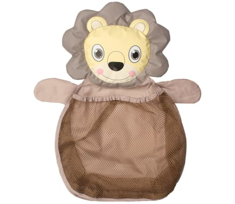 Bo Jungle B-Bath Toy Storage Net Lion Brown B900300 | vidaXL.co.uk