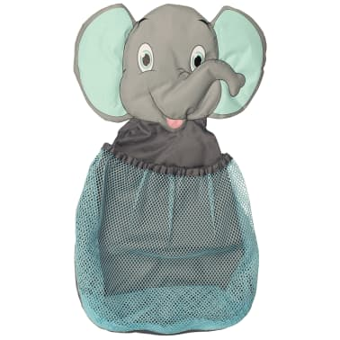 Bo Jungle Bolsa red para guardar juguetes B-Bath elefante azul B900310[1/3]