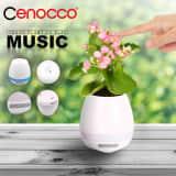 Cenocco CC-9043; Slimme en muzikale pot Wit