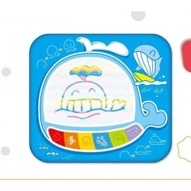 Tapis de dessin + stylo à eau baleine[1/2]