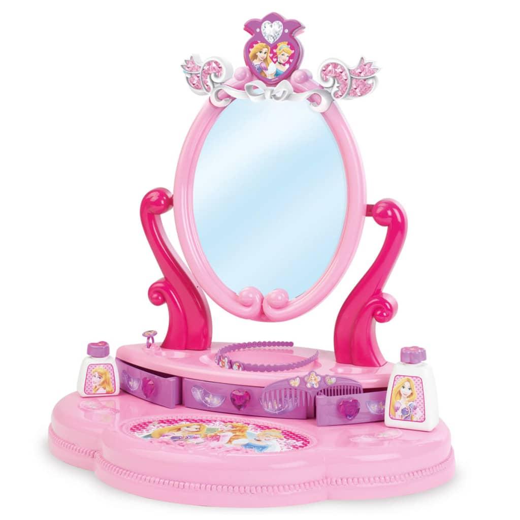 Simba+7600024236+-+Disney+Princess+Specchiera+da+Tavolo+con+Accessori
