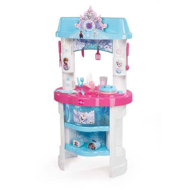 Smoby Disney Kuchnia Dla Dzieci Kraina Lodu 48x32x90 Cm 024498