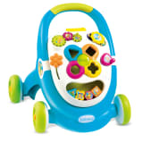 Smoby Cotoons 2-in-1 Activity Walker Blue 110303