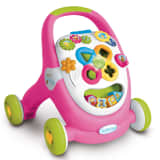 Smoby Cotoons 2-in-1 Activity Walker Pink 110304