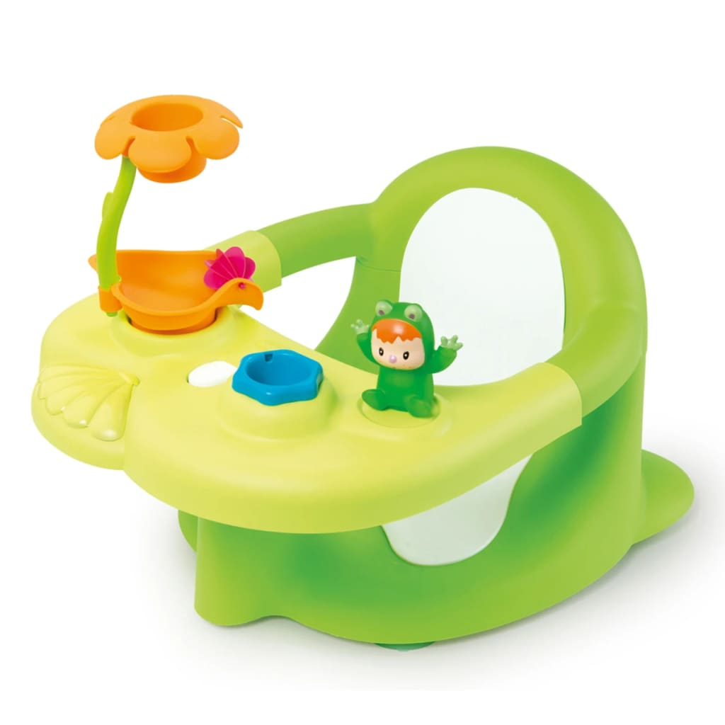 Afbeelding van Smoby Cotoons Baby badzitje 2-in-1 groen 110606