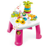 Smoby Cotoons Activity Table Pink 211170