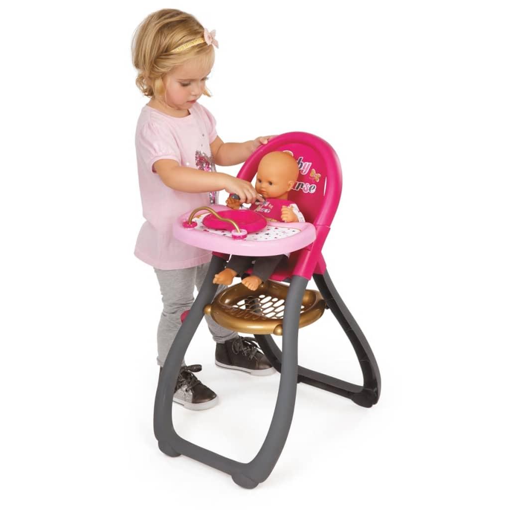 VidaXL - Smoby Baby Nurse kinderstoel 34x46x65 cm 220310