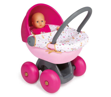 Smoby Cochecito Baby Nurse 35x52x56cm 220312[2/3]