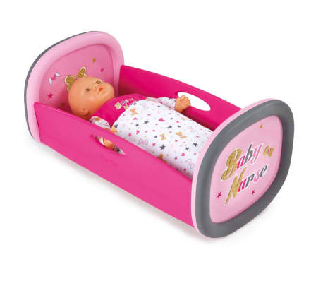 Smoby Cuna mecedora para bebés Baby Nurse 29x52x26 cm 220313[1/3]