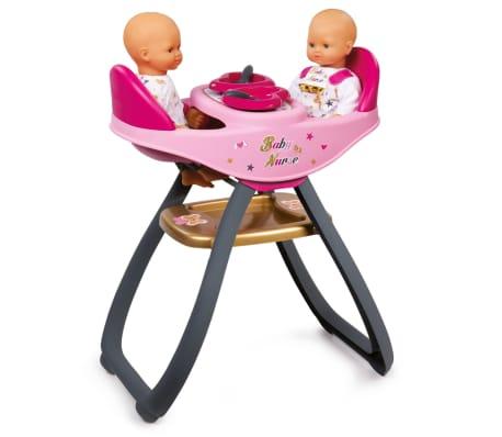 Smoby Trona para gemelos Baby Nurse 34x29x58 cm 220315[1/5]