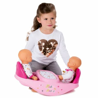 Smoby Trona para gemelos Baby Nurse 34x29x58 cm 220315[3/5]