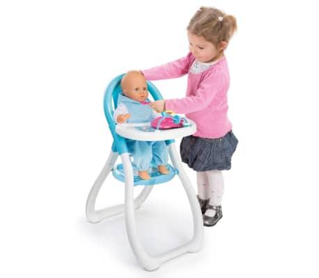 acheter smoby chaise haute pour poup e frozen de disney 33 x 46 x 65 cm 240204 pas cher. Black Bedroom Furniture Sets. Home Design Ideas