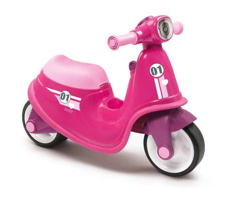 Smoby Moto correpasillos rosa