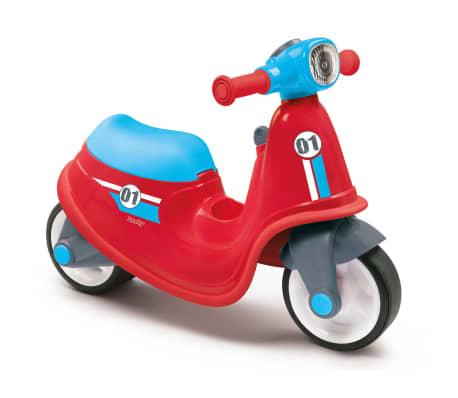 Smoby Moto correpasillos azul y rojo