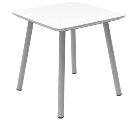 acheter allibert table de jardin julien blanc 219259 pas cher. Black Bedroom Furniture Sets. Home Design Ideas