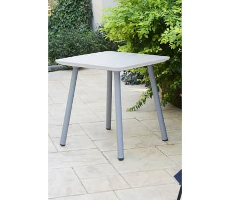 Allibert Table de jardin Julien Blanc 219259 | vidaXL.fr