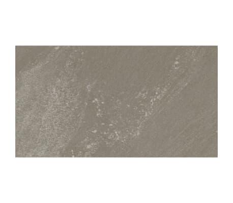 Grosfillex 11 st Wandtegels Gx Wall+ steen 30x60 cm greige