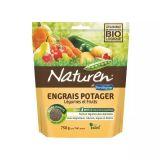Engrais biologique pour potager - 750 Grs - NATUREN