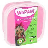 Porcelaine froide à modeler WePam 145 g Rose dragée - WePam