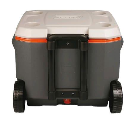 Coleman køleboks 50 QT Wheeled Xtreme Cooler grå 47 l 8912598[5/7]