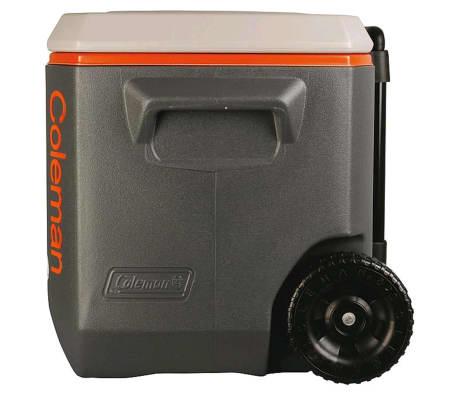 Coleman køleboks 50 QT Wheeled Xtreme Cooler grå 47 l 8912598[7/7]