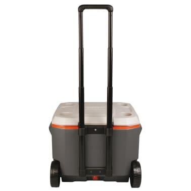Coleman køleboks 50 QT Wheeled Xtreme Cooler grå 47 l 8912598[4/7]