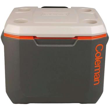 Coleman køleboks 50 QT Wheeled Xtreme Cooler grå 47 l 8912598[6/7]