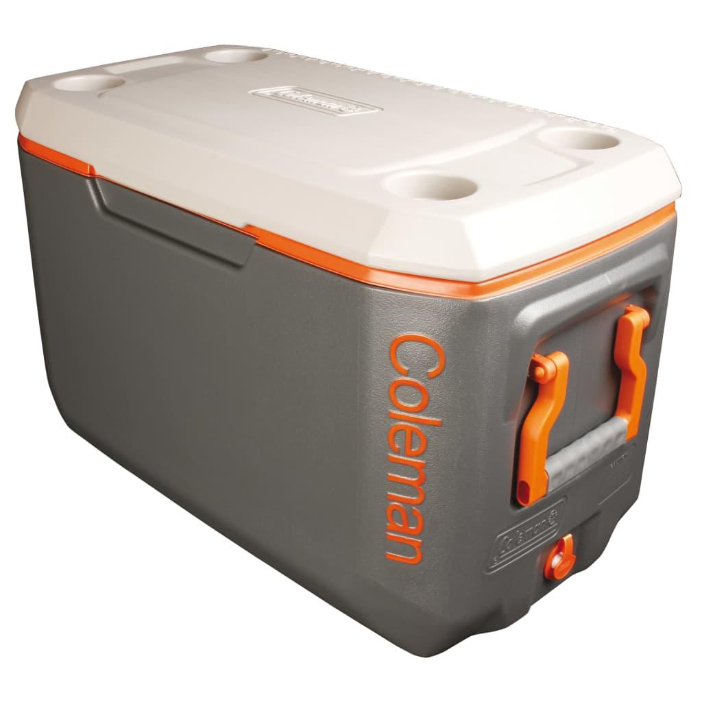 Coleman Cutie de răcire 70 QT Xtreme Cooler, gri, 66 L, 8912599 poza 2021 Coleman